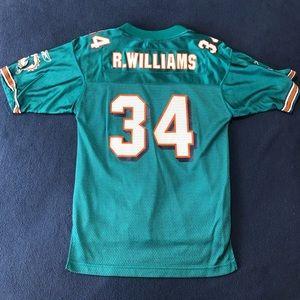 Ricky Williams Jersey
